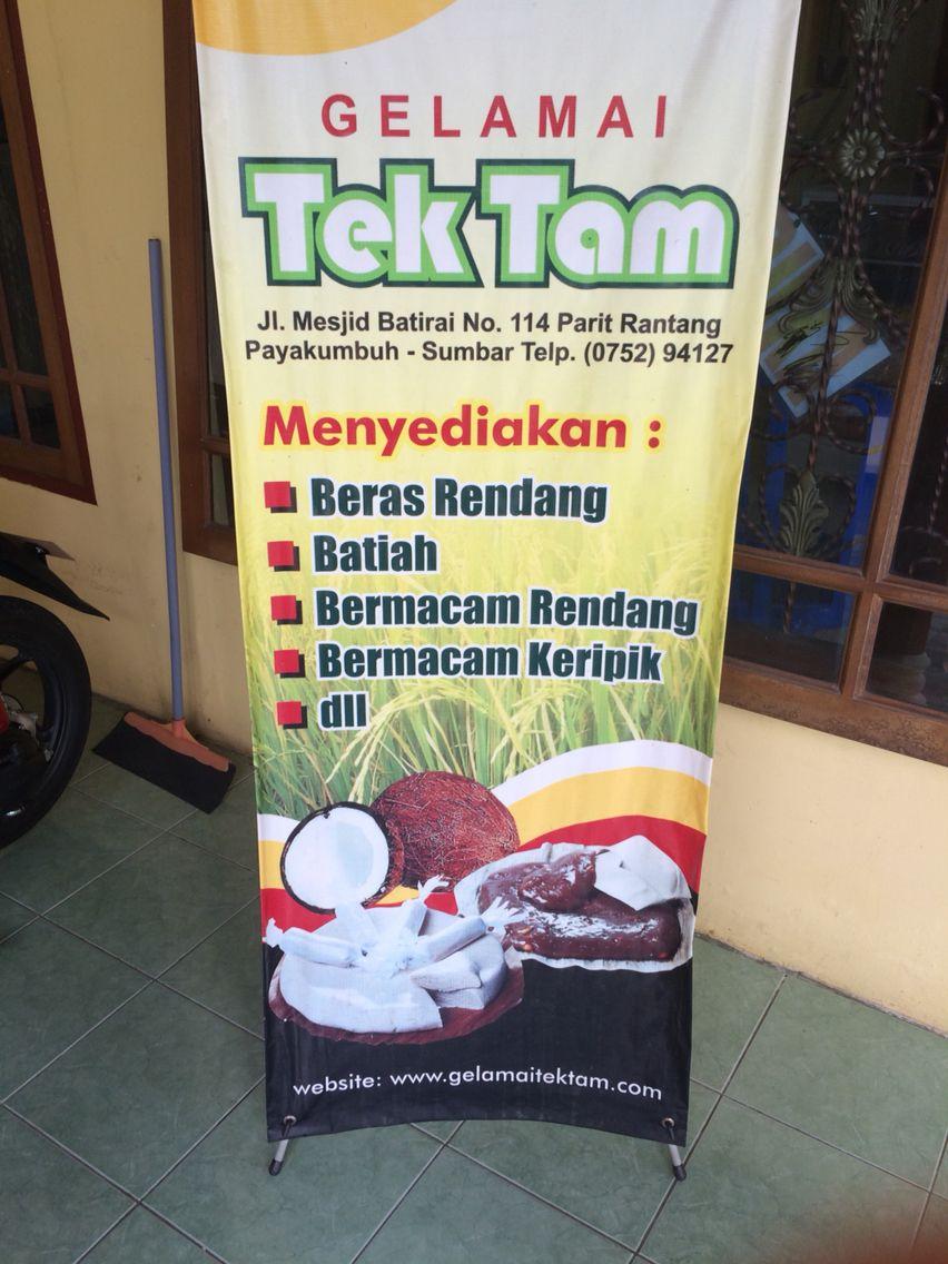 Gelamai Tek Tam Oleh Oleh Payakumbuh Keripik Website