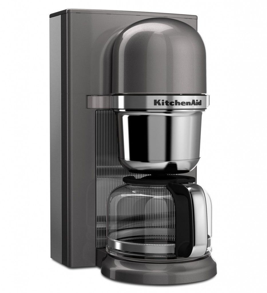 Coffee Maker With Water Line Accompany Your Time Standalone
