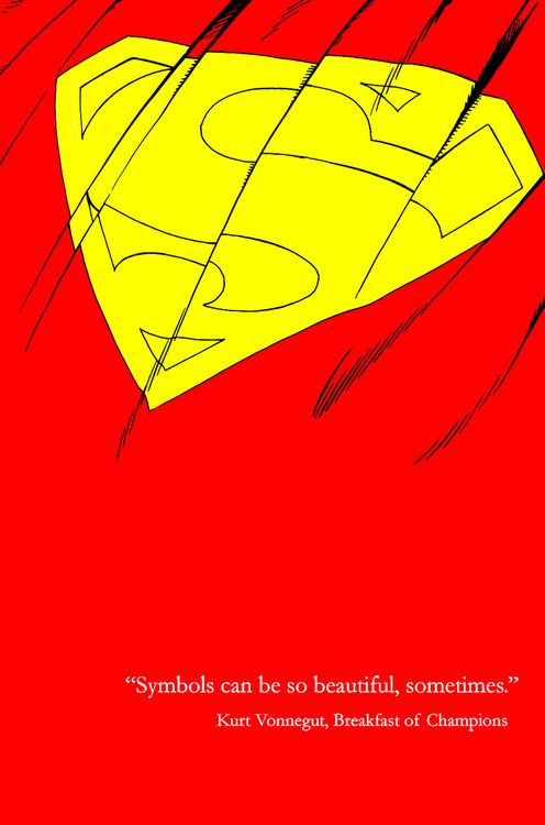 A Symbol For Justice Superman Pinterest Comic Hero And