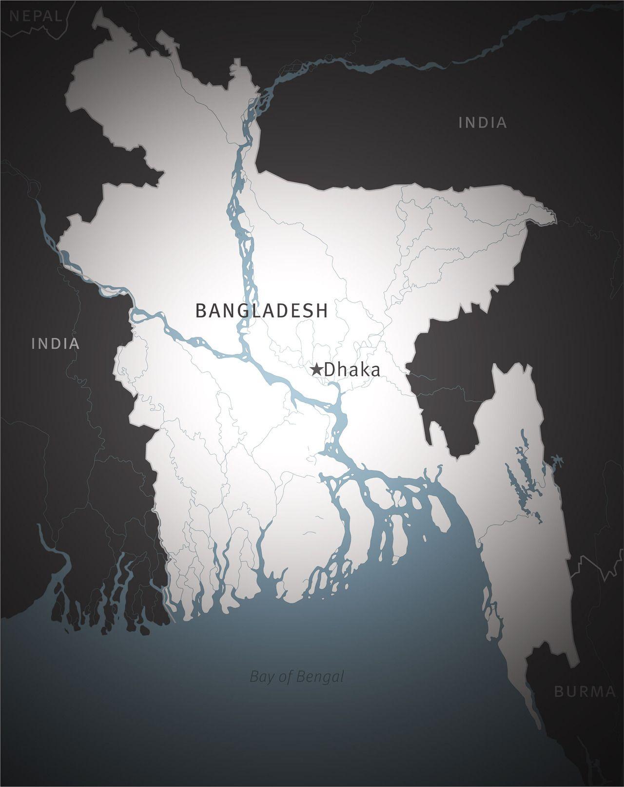 Map Of Bangladesh Wedding Photography