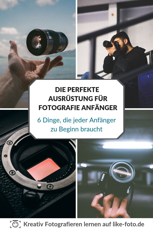 Gratis Ebook Die Perfekte Ausrustung Fur Fotografie Anfanger Like Foto De Fotografieren Lernen Fotografie Fotoausrustung