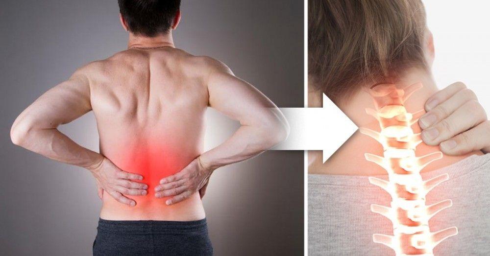 4 Trucos para relajar los músculos de la espalda y dormir como un bebé 1a8279d80a6b