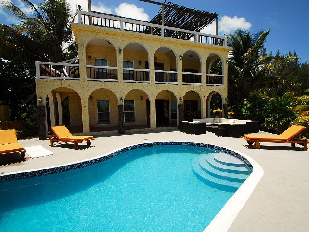 san pedro vacation rental - vrbo 122290 - 6 br ambergris caye