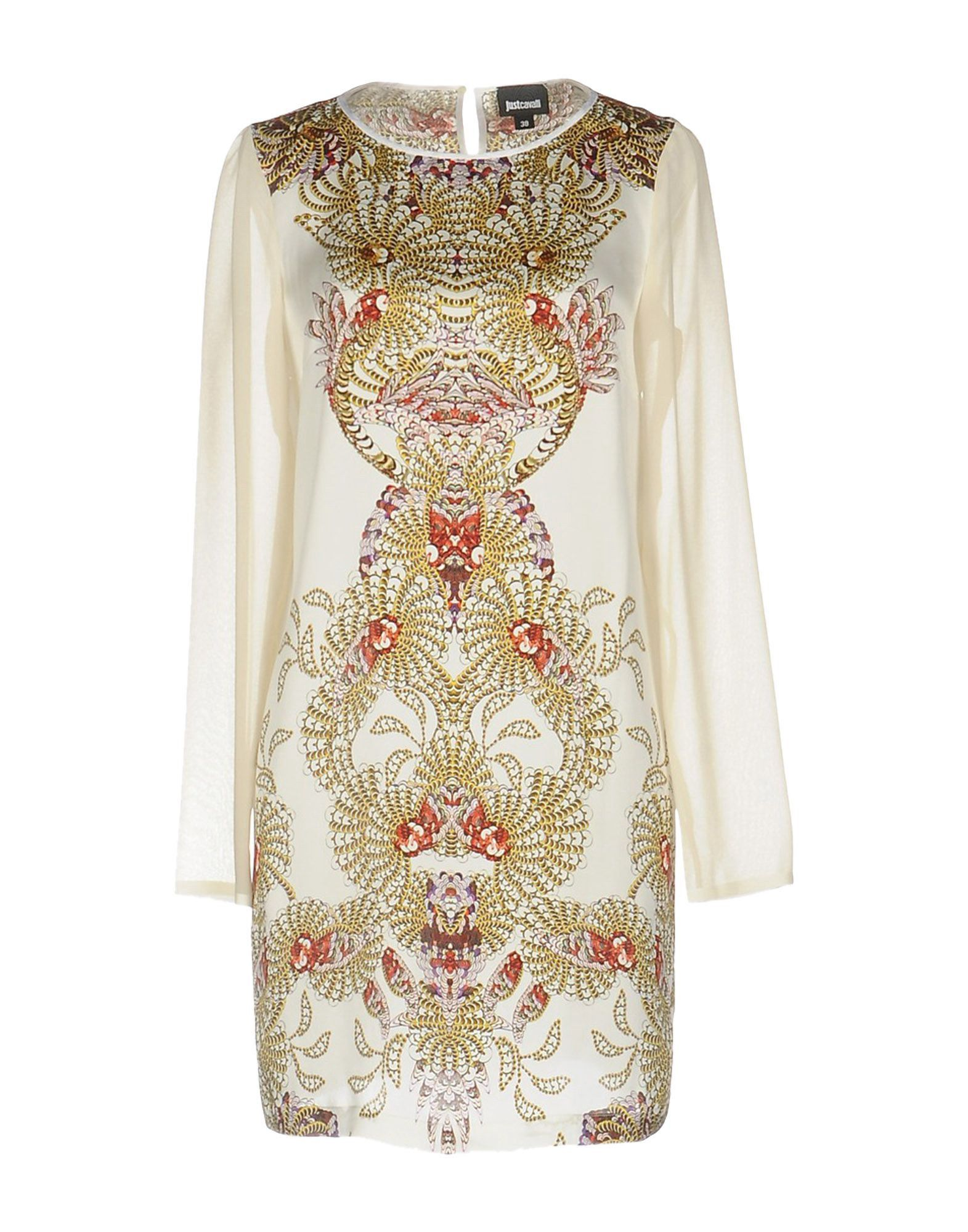 Just cavalli short dress justcavalli cloth just cavalli