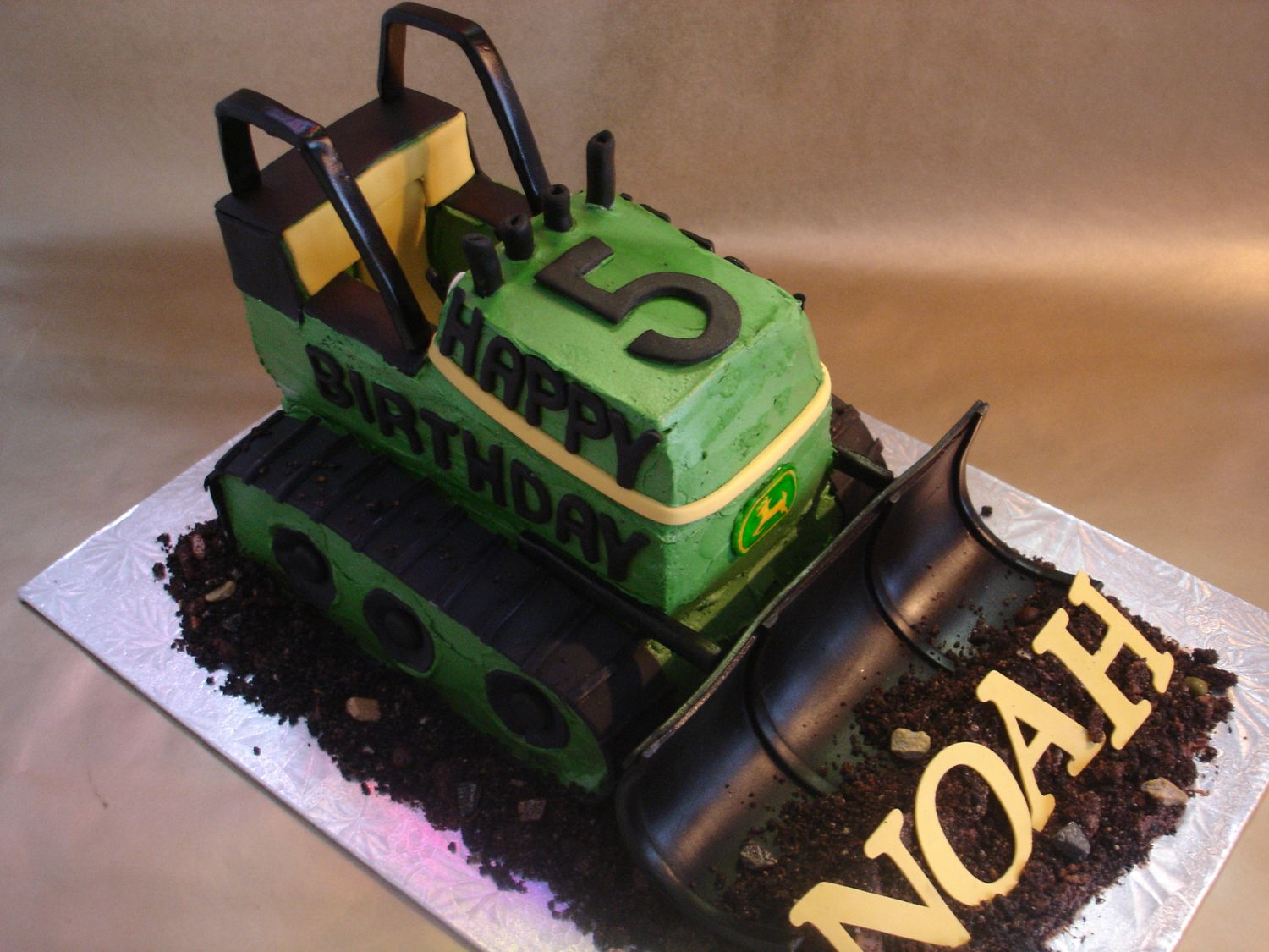 Bulldozer Cakefor More Fun Join Us On Facebook Httpsfacebook