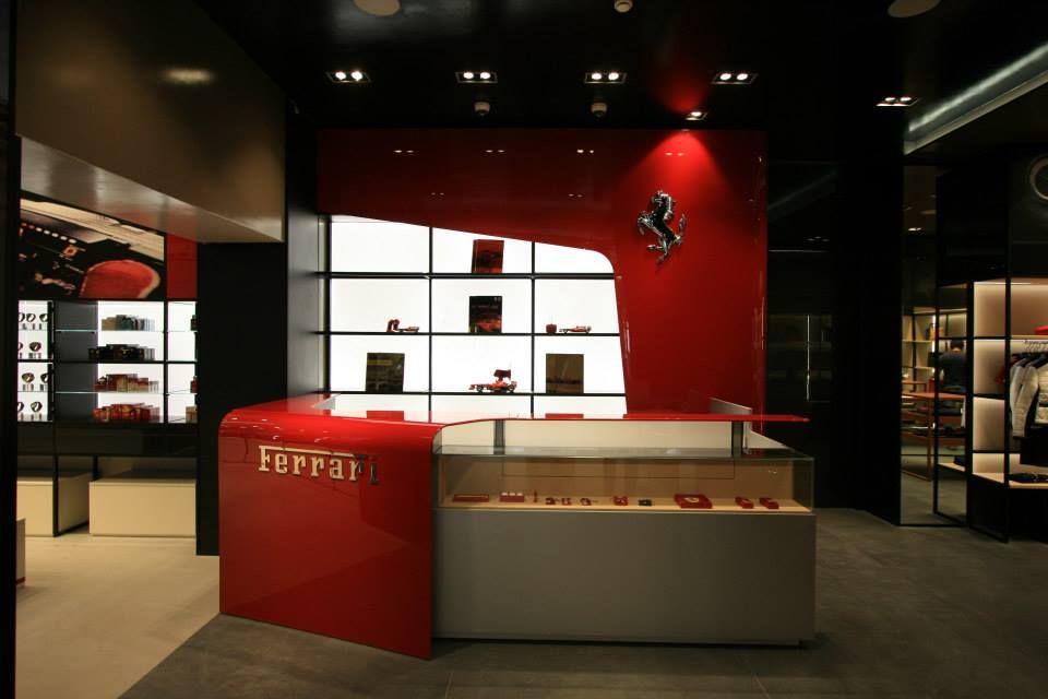 Grand Opening Of The New Ferrari Showroom And Store In Baku Az Ferrari Ferraristore Azerbaijan Baku Opening Craf Ferrari Showroom Car Showroom Car Shop