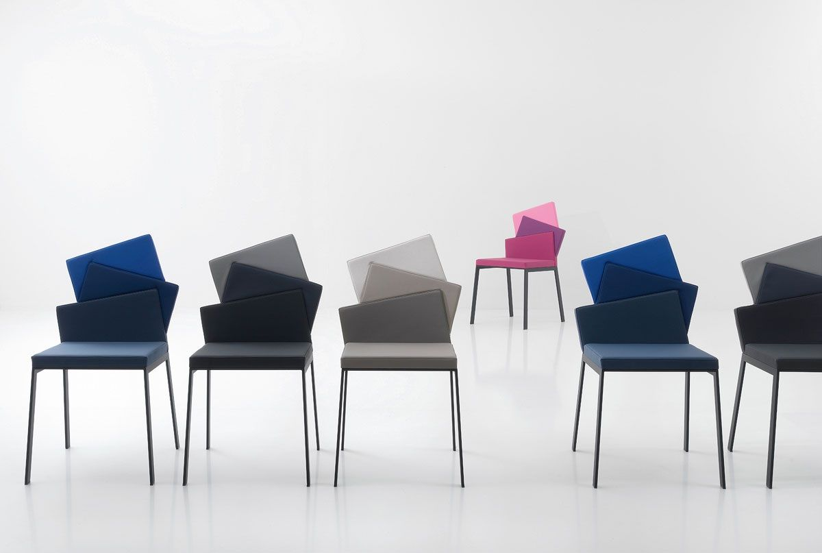 Karina sedie moderne sala attesa idfdesign
