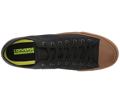 ac43ad95f1cd Converse Chuck Taylor® All Star® II Gum Ox Black Black Gum - Zappos.com  Free Shipping BOTH Ways