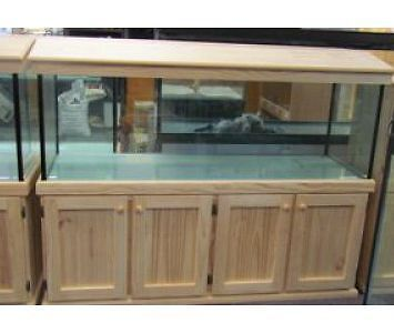 6ft X 2 X 2 Foot Fish Tank Cabinet And Hood Aquarium Fish Tank Cabinets Fish Tank Cabinet