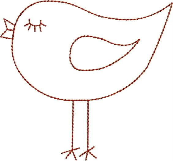 Modern Bird Outline - Bing Images | Birds Patterns & Templates