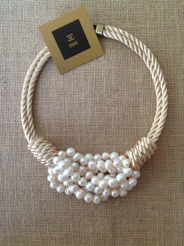 1001+ Idées pour un collier de perles + les façons de le ...
