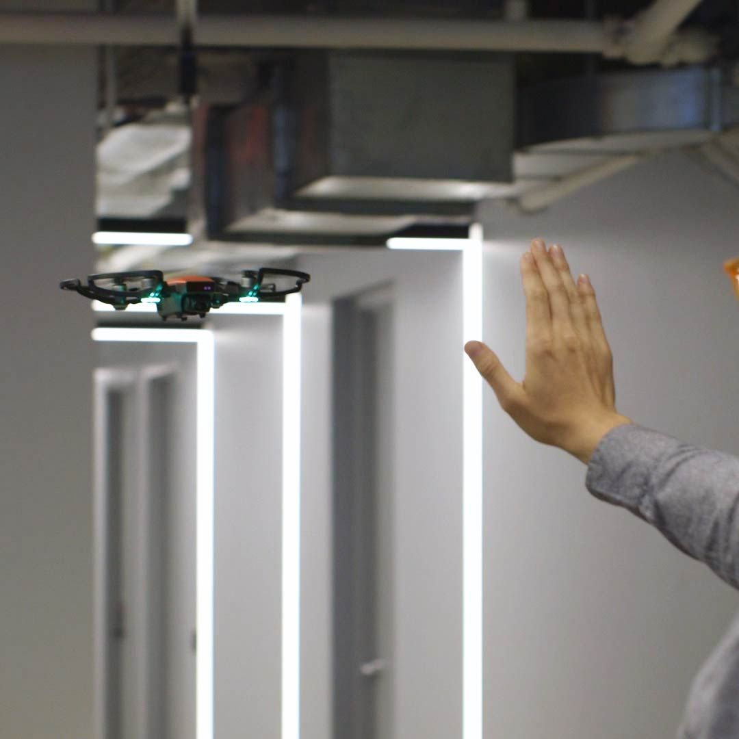 The Verge: You can fly this drone with hand gestures https://t.co/YzqXtRqqgH https://t.co/RNdHa74GWl #TekDaily https://t.co/G04COJxutZ #TekDaily #TekDailyNews