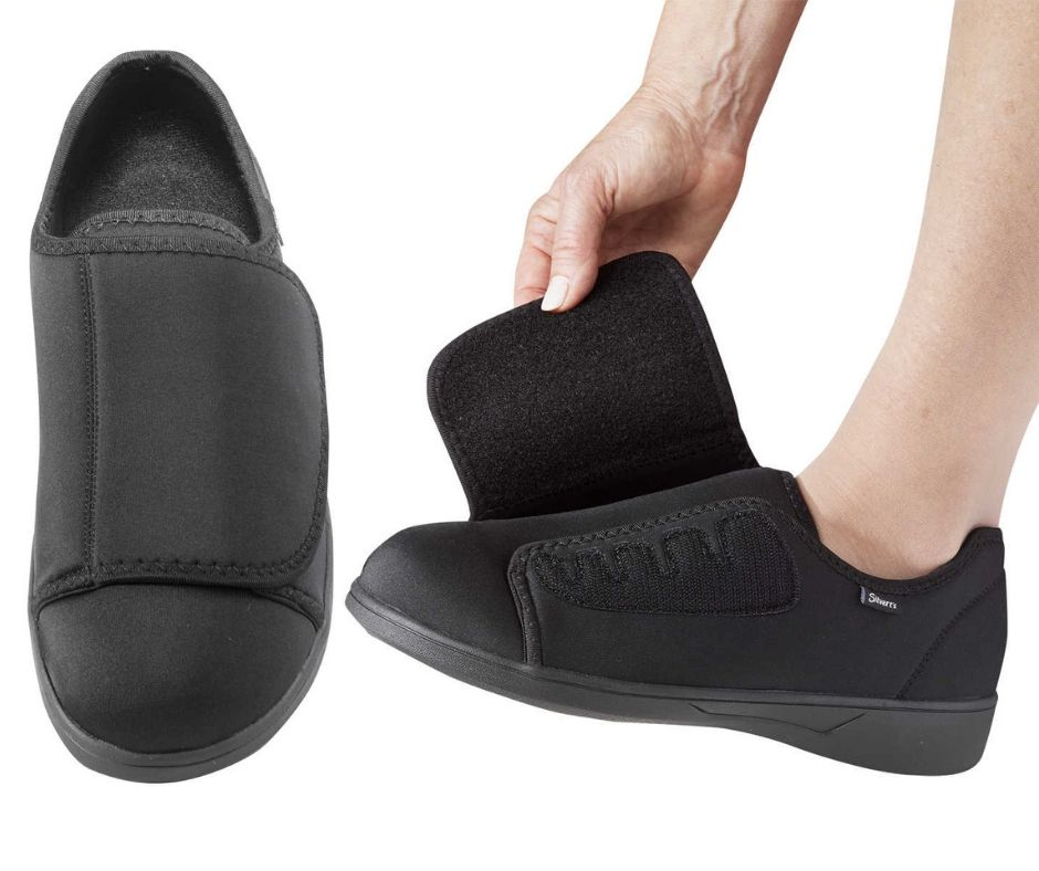 Extra Wide Shoes by Silvert's Adaptive