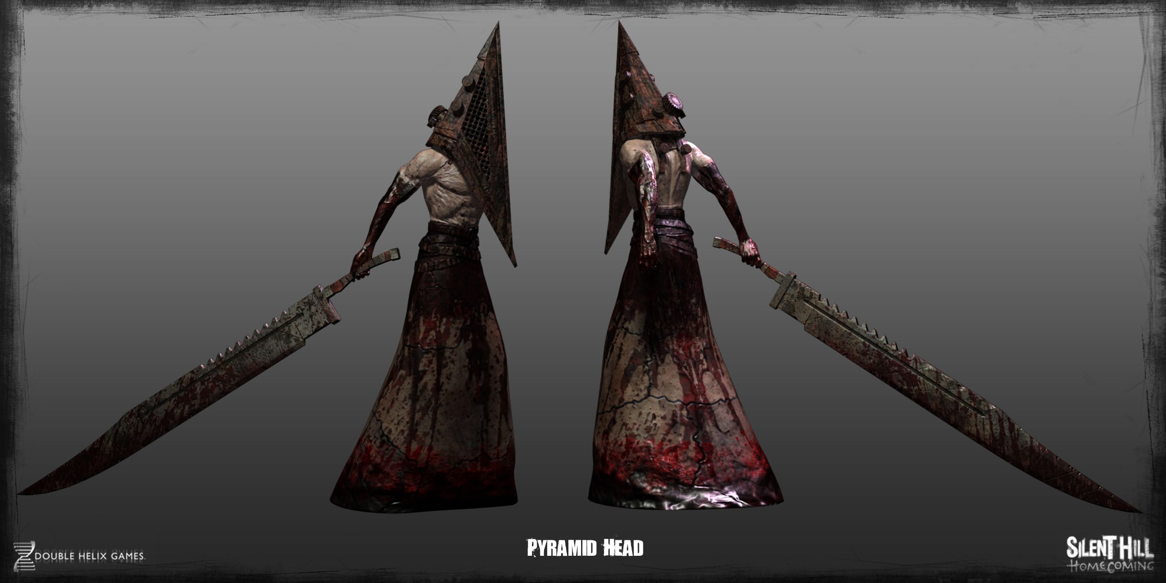 Image result for pyramid head game
