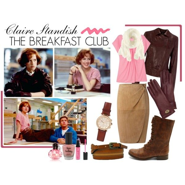 Inspired By... >Movie Edition: Claire Standish (The Breakfast Club ...