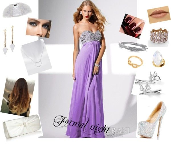 """""""Chandra's formal outfit"""" by karinfong ❤ liked on Polyvore"""