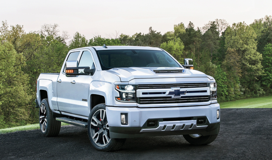 2020 Chevrolet Silverado 2500 Owners Manual Chevrolet Silverado
