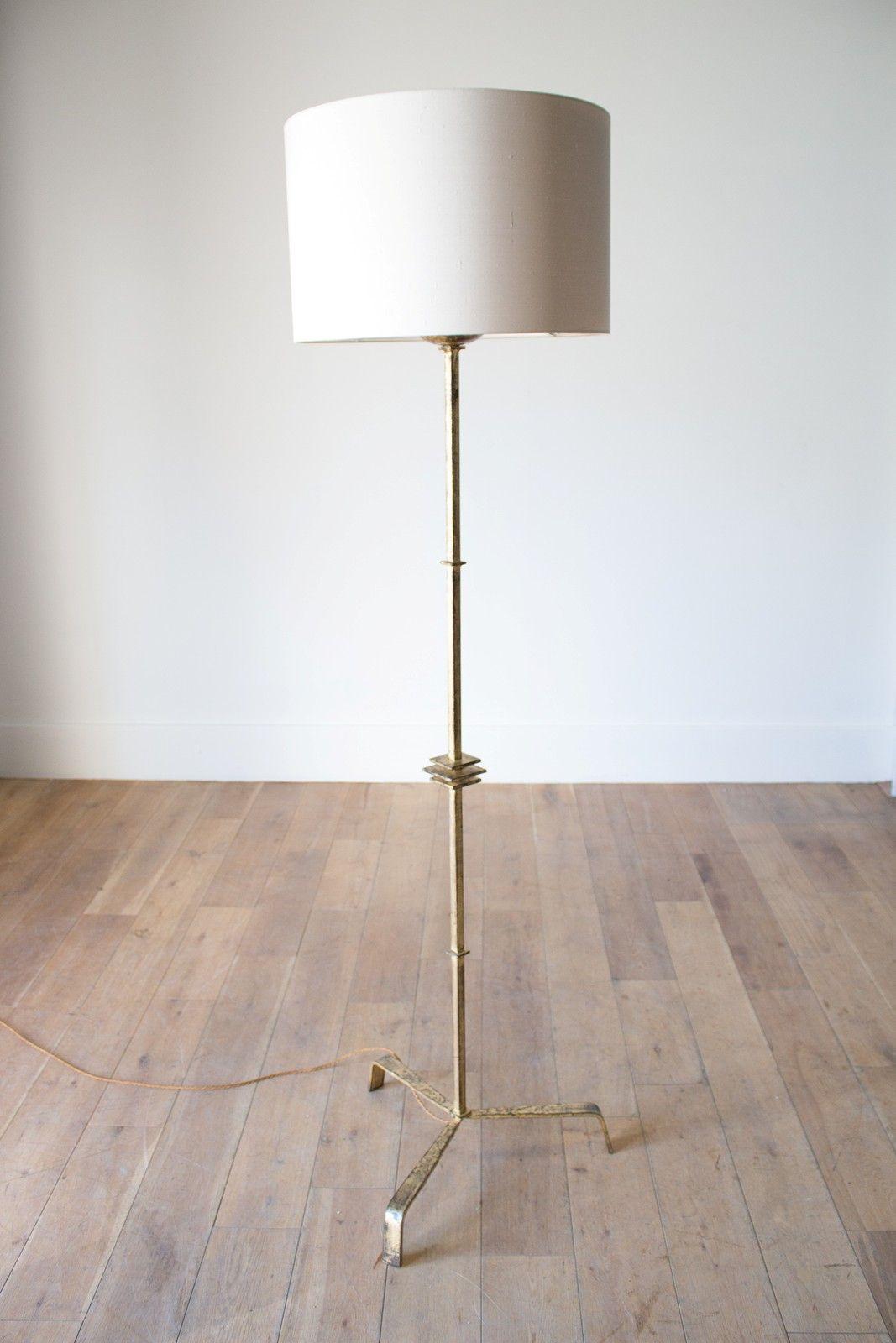 A 1950s Spanish Lamp Stand Seventeen Twentyone