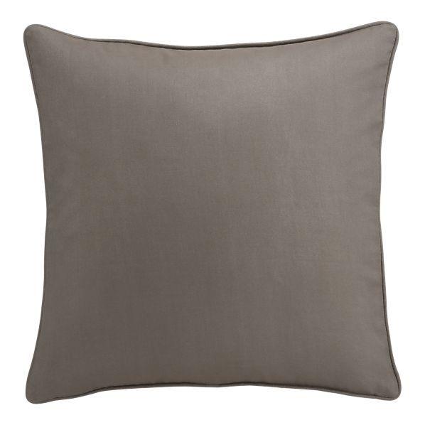 Magnusson Shale Pillow   Crate & Barrel Outlet