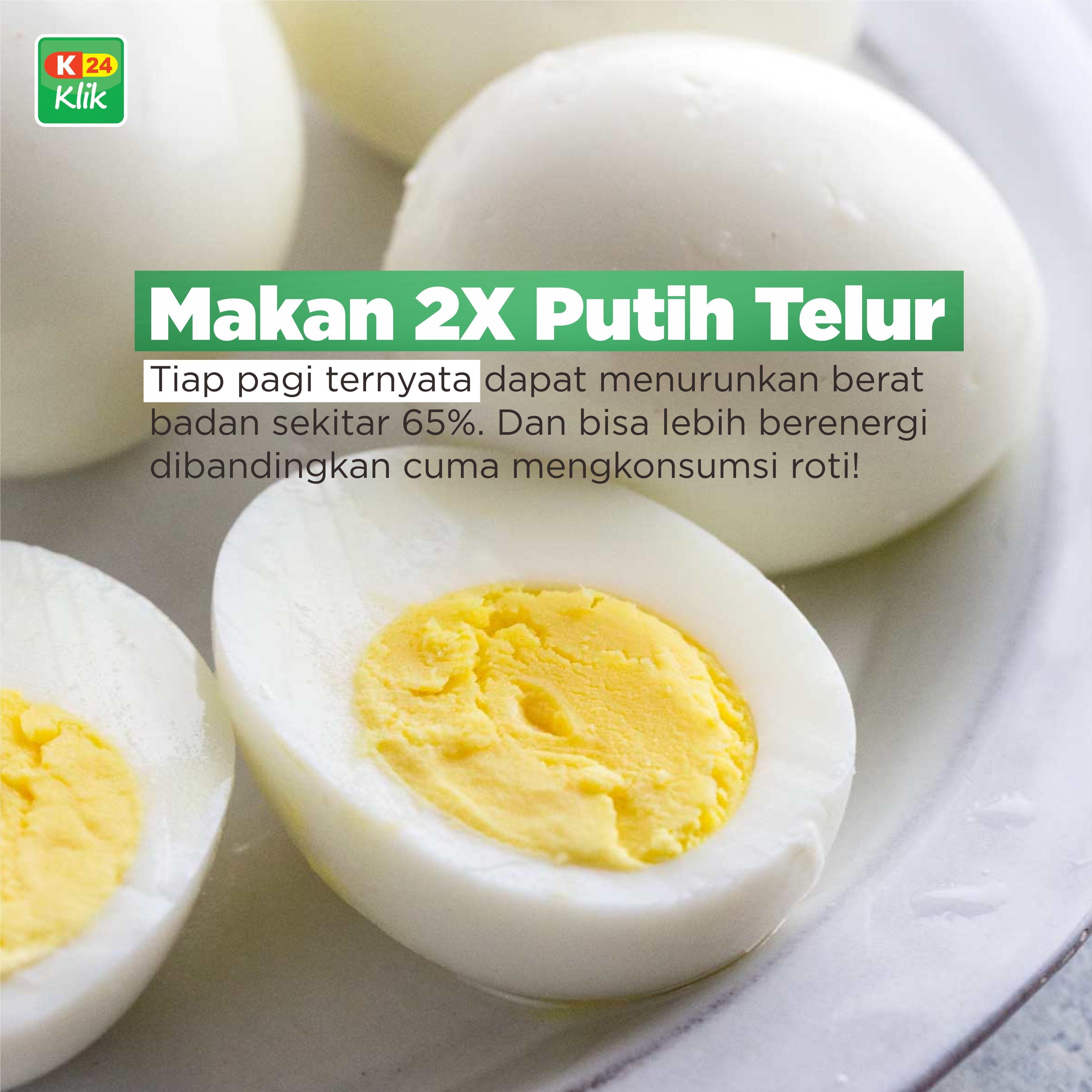 Apakah Makan Telur Rebus Akan Mengakibatkan Jerawat
