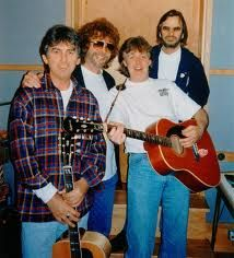 BEATLES  MAGAZINE: JEFF LYNNE: 'THERE WAS JUST THEM THREE, AND ME'