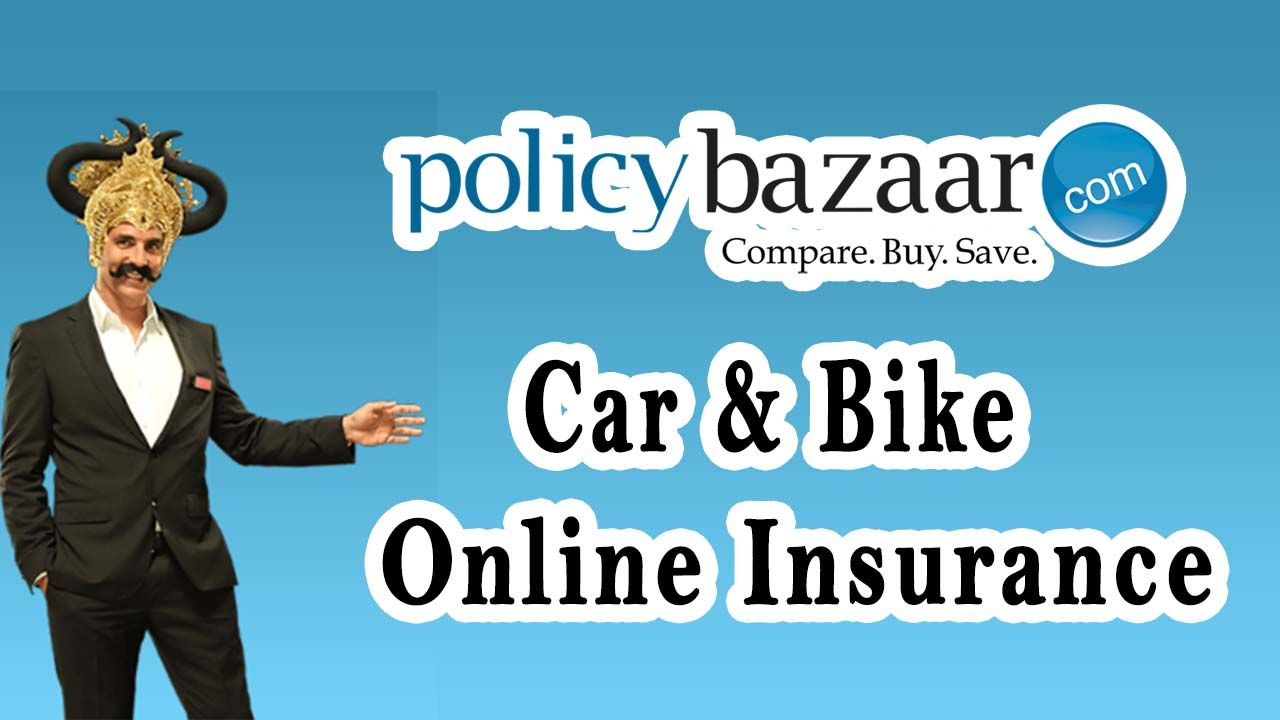 Car And Bike Insurance Online Insurance Online Cars Insurance
