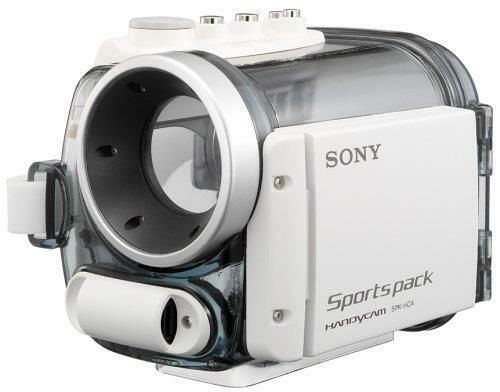 NEW Sony Sports Pack Handycam SPR-HCA Weatherproof