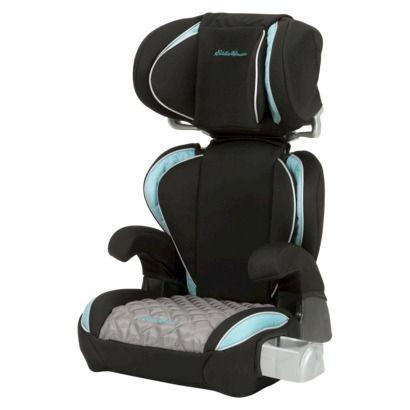 Eddie BauerR Deluxe Belt Positioning Booster Car Seat Best Baby Seats