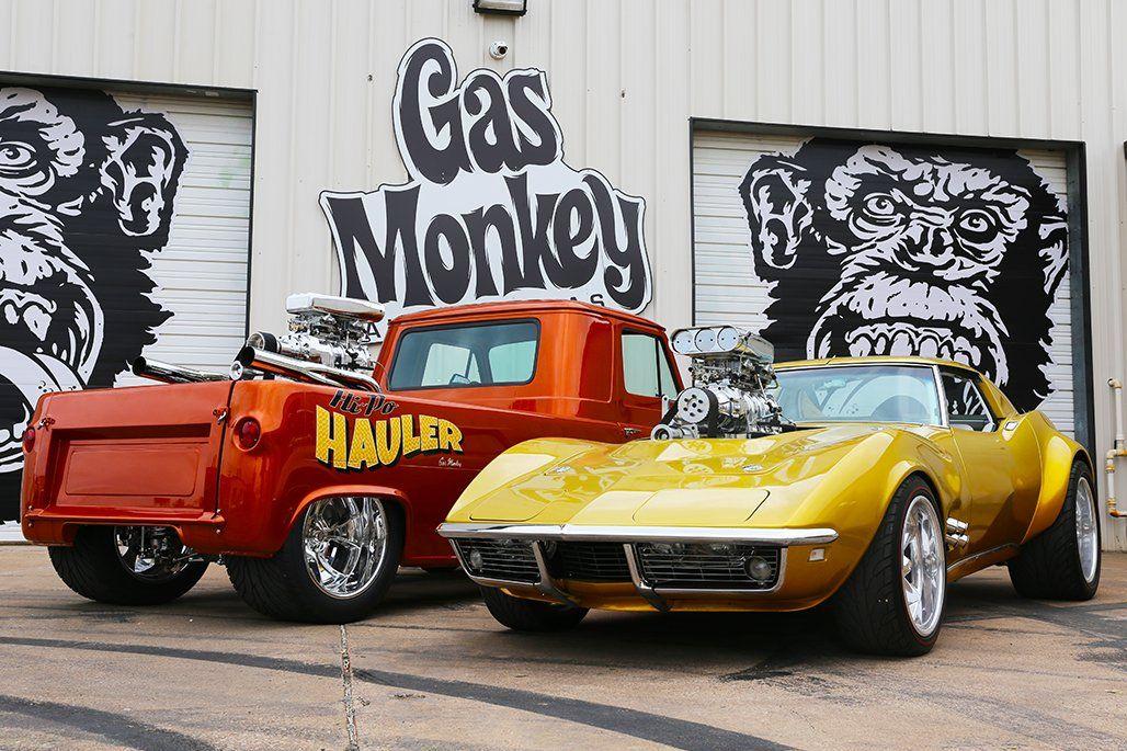 Gas Monkey Garage Gasmonkeygarage Twitter Gas Monkey Gas Monkey Garage Gas Monkey Garage Cars
