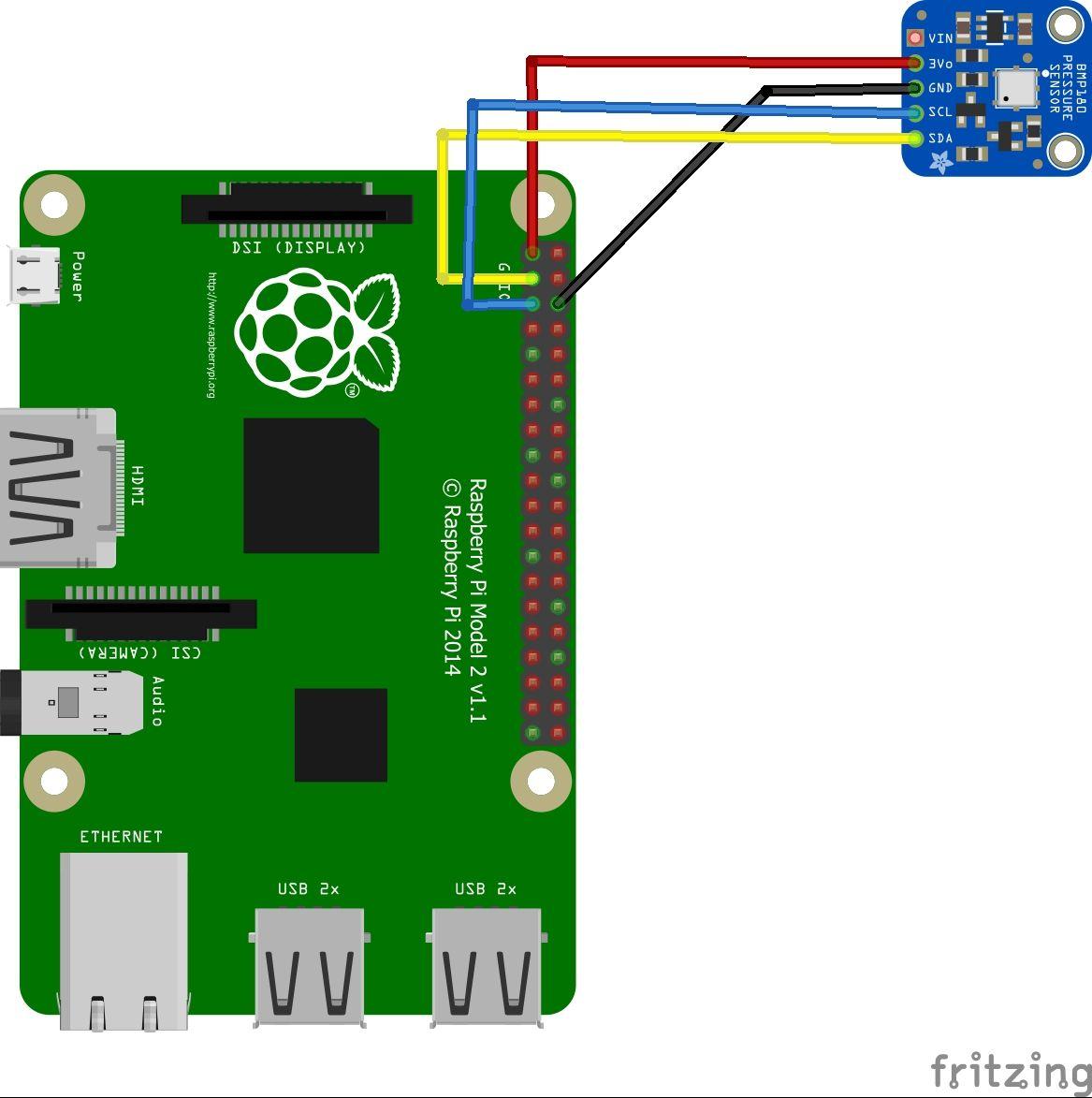 Awe Inspiring Raspberry Pi And Bmp180 Digital Temperature Sensor Java Example Wiring Digital Resources Dimetprontobusorg