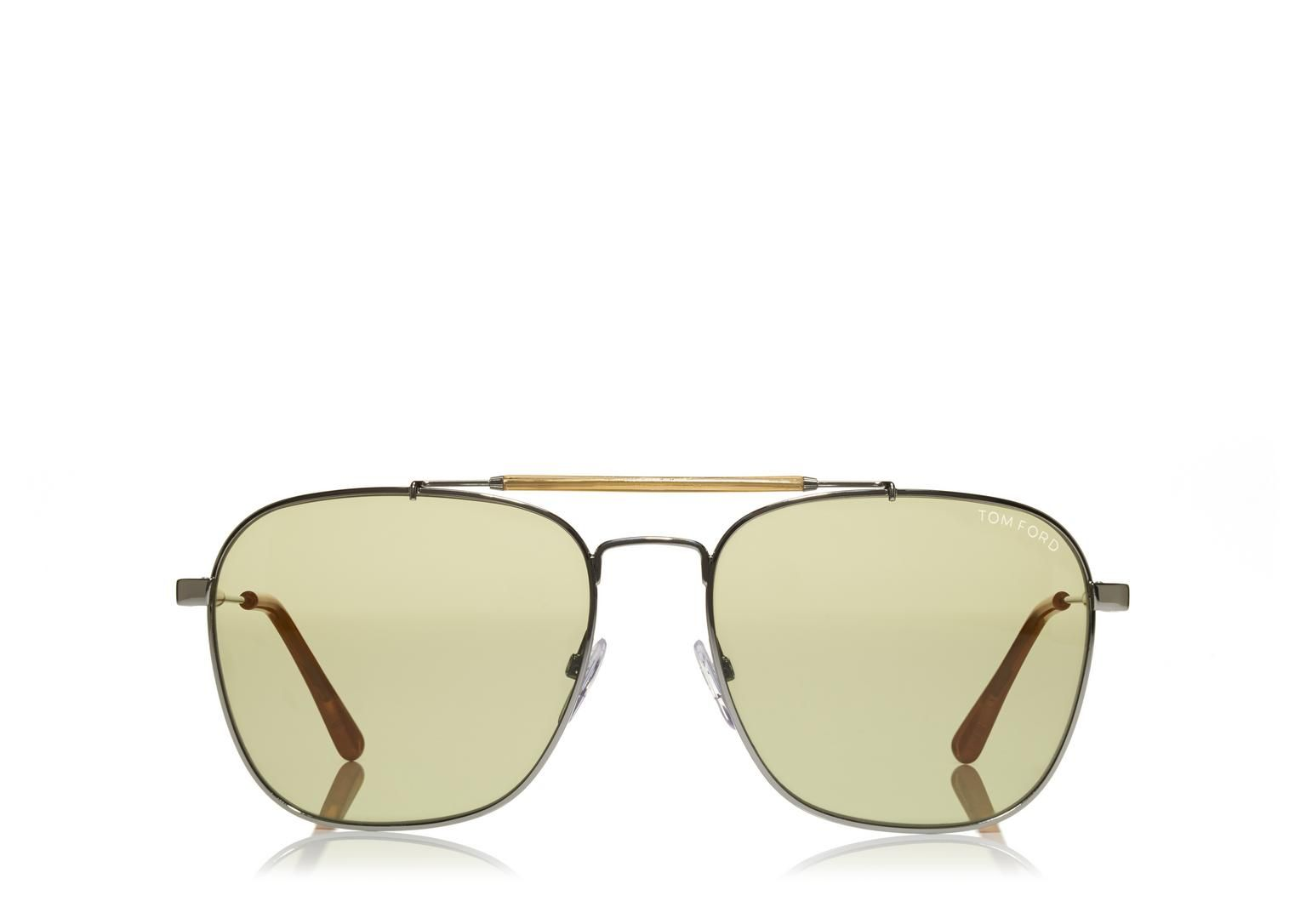 Edward Square Sunglasses