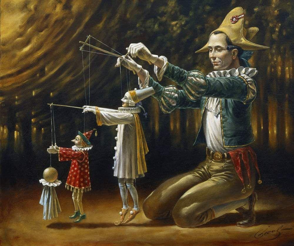 Michael Cheval (Visita il nostro sito templedusavoir.org)