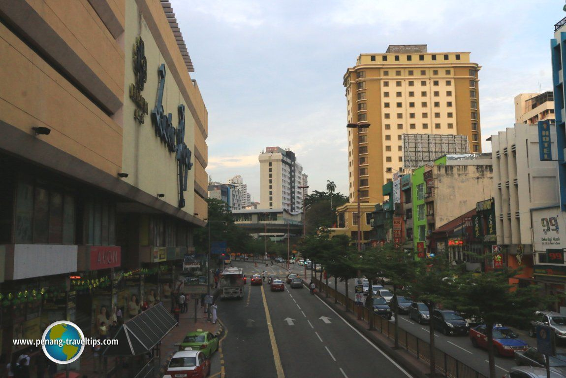 Jalan Tun Tan Cheng Lock Kuala Lumpur Kuala Lumpur Travel Kuala Lumpur Inner City