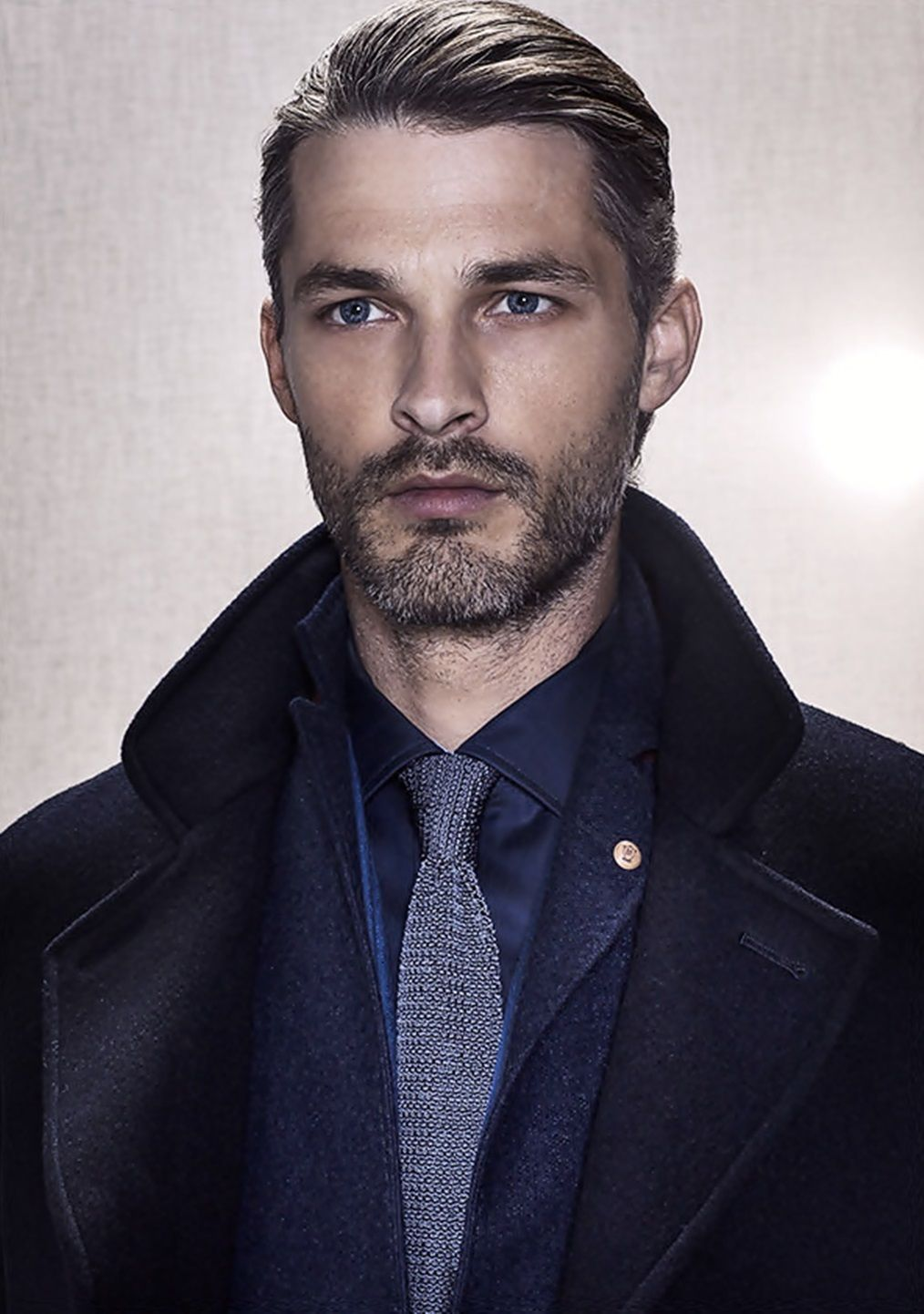 Ben Hill for Massimo Dutti holiday FW 2013