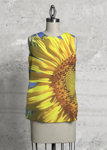 Modal Scarf - Night Sunflower by VIDA VIDA Jxlx5Gh
