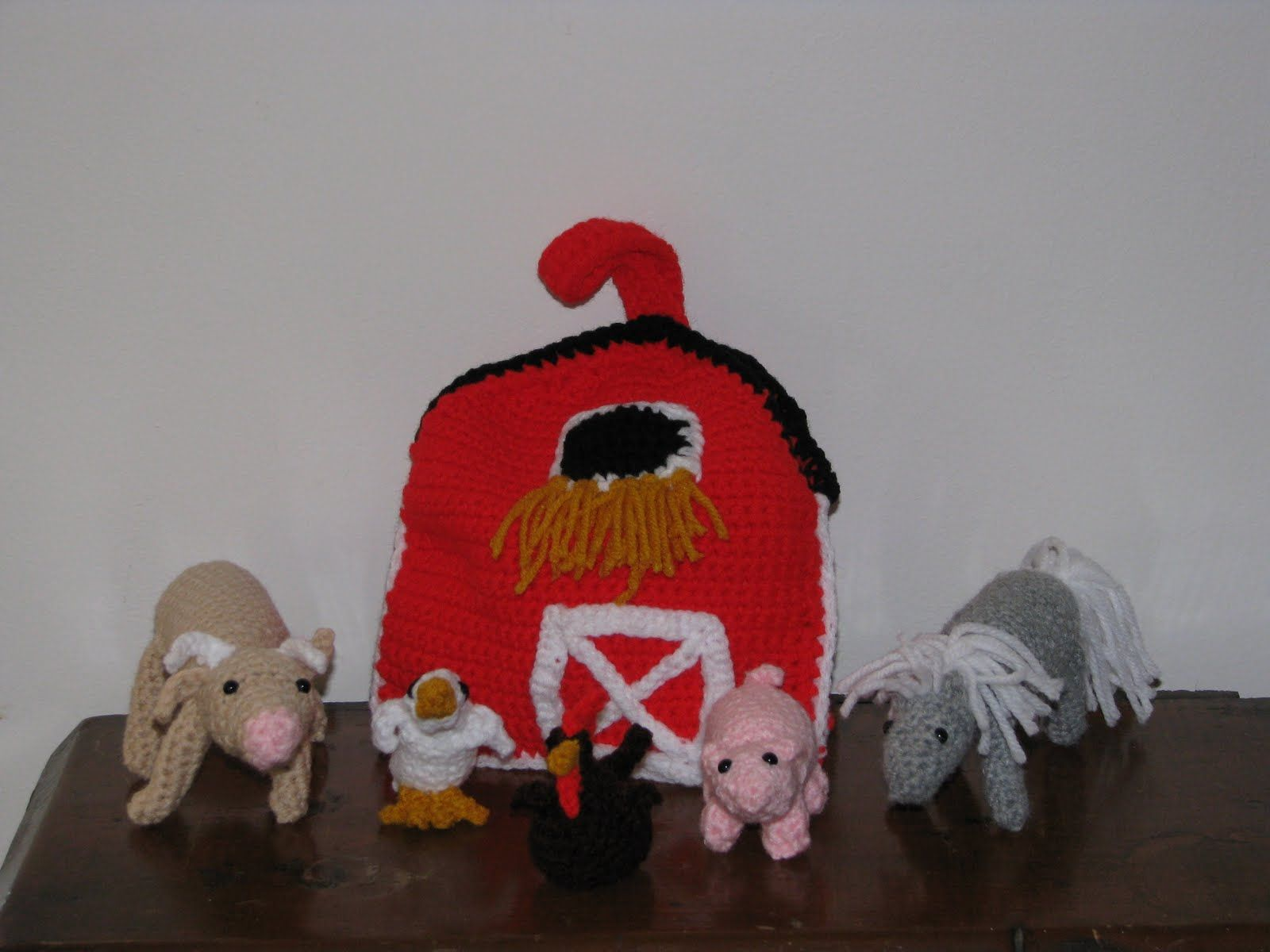 Free Crochet Animal Patterns | ... Resources: Crochet Amigurumi and ...