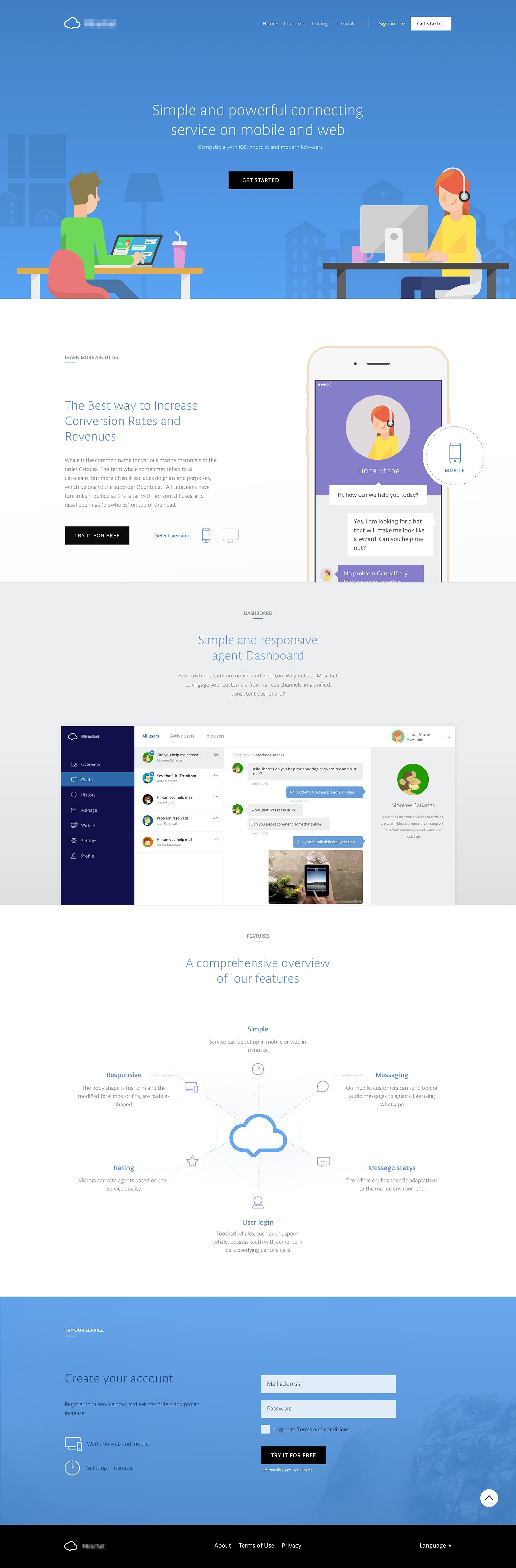 Home Dribbble Full Modern Web Design Web Layout Design Web Design