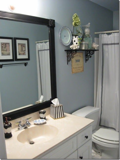Tiny-Ass Apartment The renter\u0027s bathroom 6 tips for de-uglying