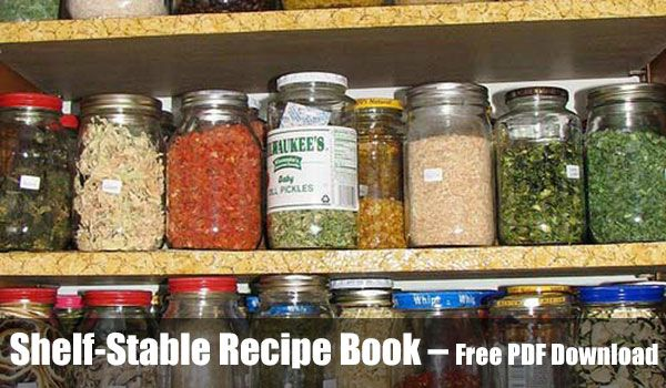 Shelf stable recipe book free pdf download shtf emergency food storage shelf stable recipe book free pdf download shtf emergency preparedness survival forumfinder Images