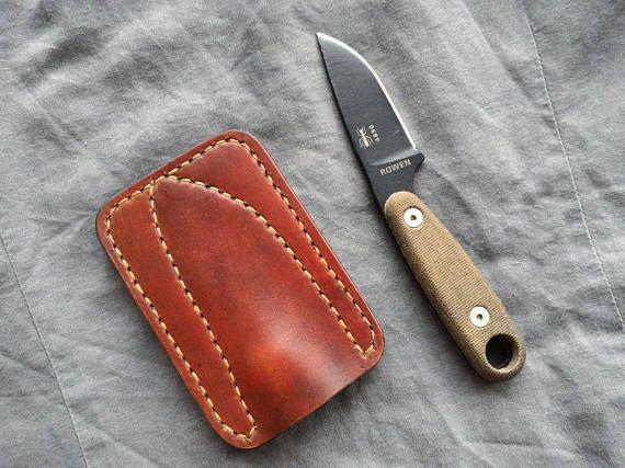 Izula Sheath Leather