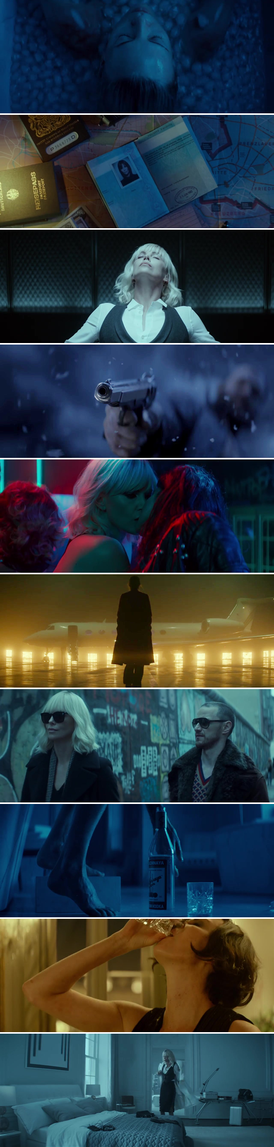 Atomic Blonde (2017), dir. David Leitch