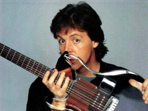 Paul McCartney (1980's)