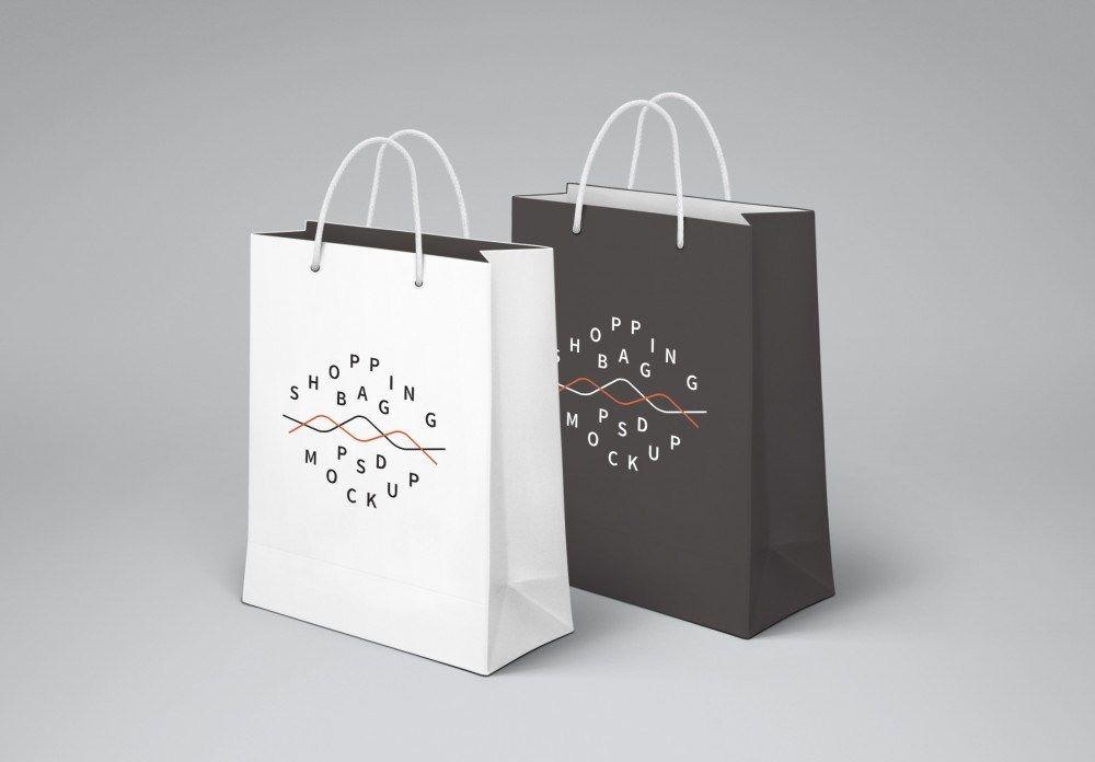 Download Shopping Bag Mockup Fribly Bag Mockup Free Packaging Mockup Mockup Psd
