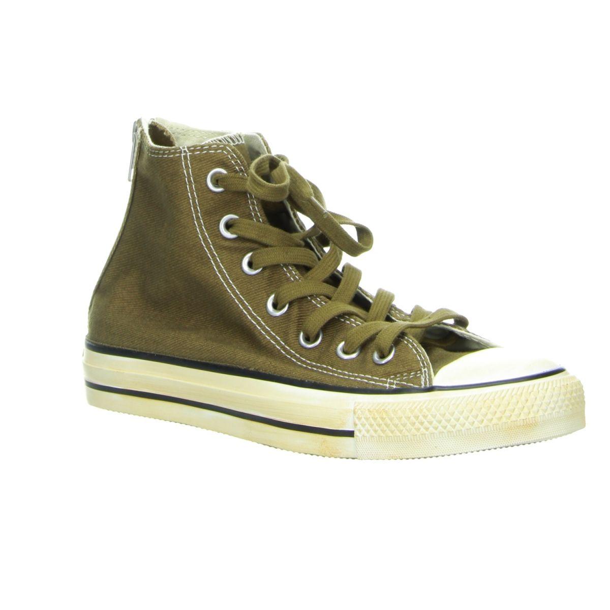 Converse Sneaker High Top Chuck Timber (olivgrün) im