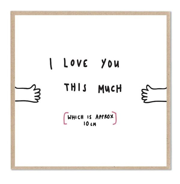 Cheeky Valentines Day Cards That Let You Make Fun Of Your Loved – Great Valentine Cards