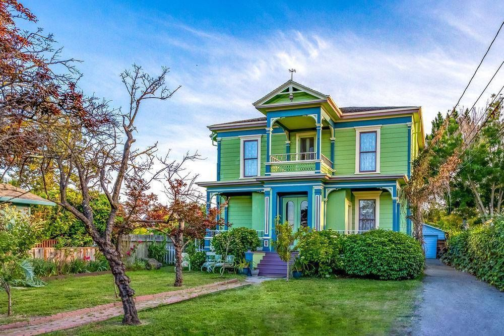 take a tour of californias most inspiring victorian style homes currently for sale by coldwell banker residential brokerage