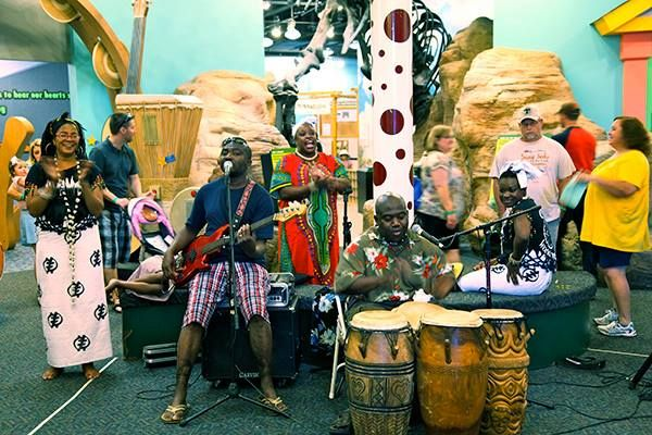 Folk & Traditional Arts Event:African, African-American