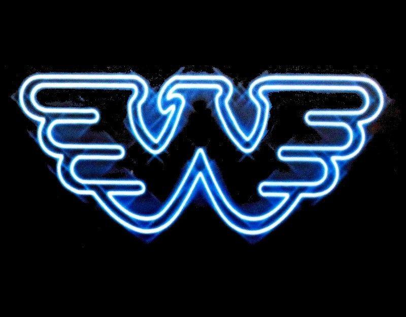 Waylon Jennings Neon Logo Concert Sign Got Blues Pinterest