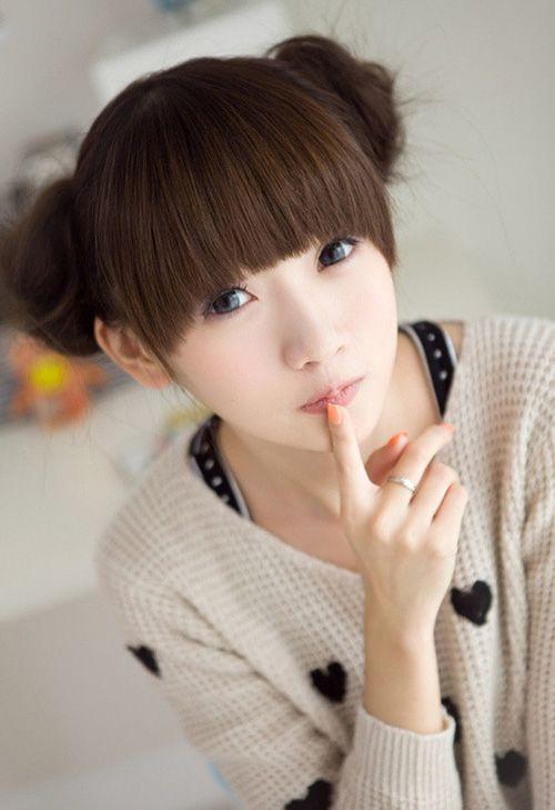 30 Cute Short Haircuts For Asian Girls 2018 Chic Short Asian
