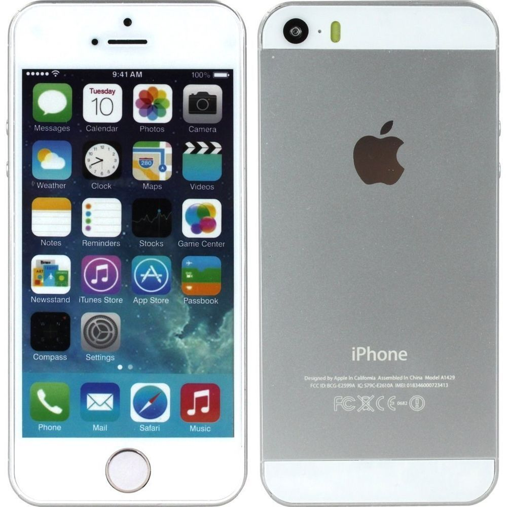 1:1 Fake APPLE IPHONE 5S Sample DUMMY TOY DISPLAY MODEL